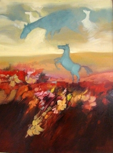Gonda Zoltn A lovak mennybe mennek