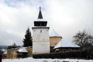 A feltorjai református templom. A szerző felvételeI