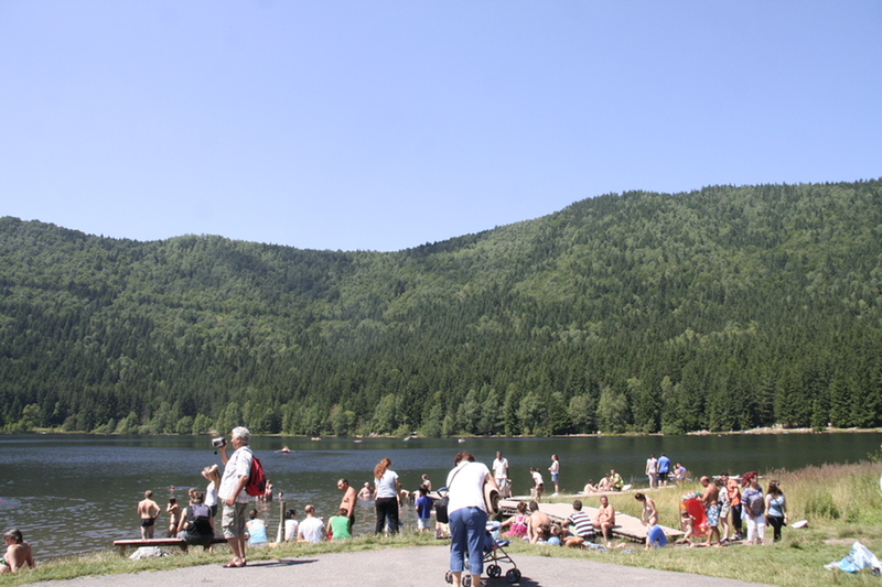 Többé nem fürdünk a Szent Anna tóban