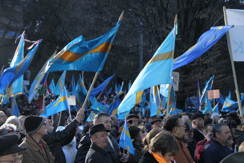 Elvetette a székelyföldi autonómiatervezetet a román szenátus kisebbségügyi bizottsága is