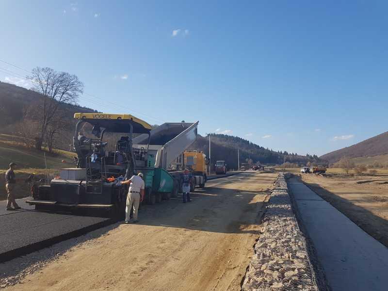 Katrosai útjavítás - November 5-én megszűnik a tiltás