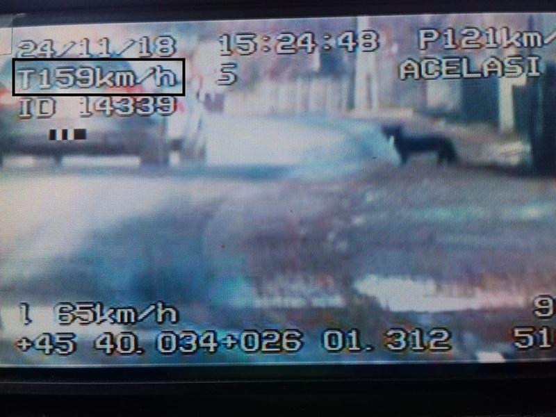 Százhatvannal száguldott két autó Bodzafordulón
