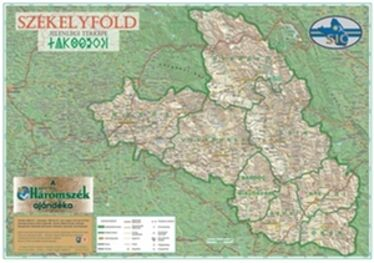 székelyföld térkép Otthonunk falán a helye (Székelyföld térkép minden előfizetőnknek  székelyföld térkép