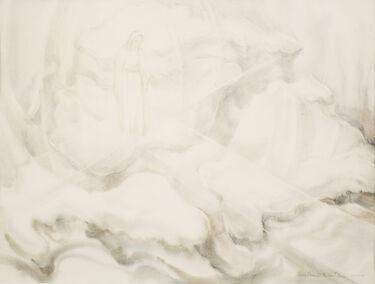 A haza Nagyasszonya  akvarell 2000
