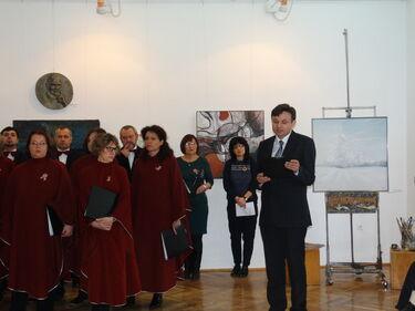 A trlatot Dek Ferenc nyitotta meg A szerz felvtele