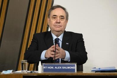 Alex Salmond. Fotó: thenational.scot