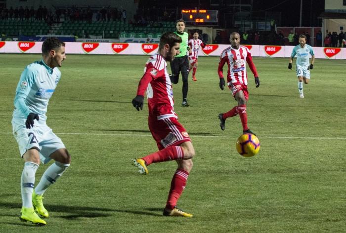 Megérdemelt győzelem a FCSB ellen (Sepsi OSK, labdarúgás, I. liga)