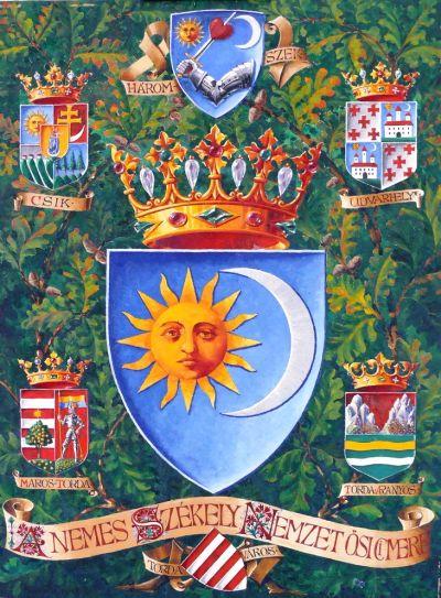 A magyar címerművész és Románia címere (140 éve született Keöpeczi Sebestyén József )