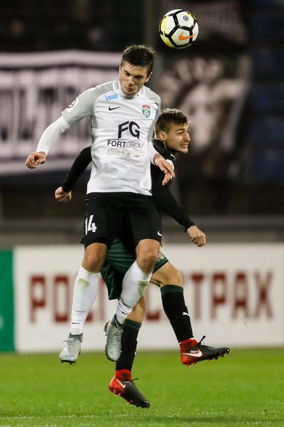 Fehérorosz válogatottal erősített a szentgyörgyi csapat (Labdarúgás, I. liga)