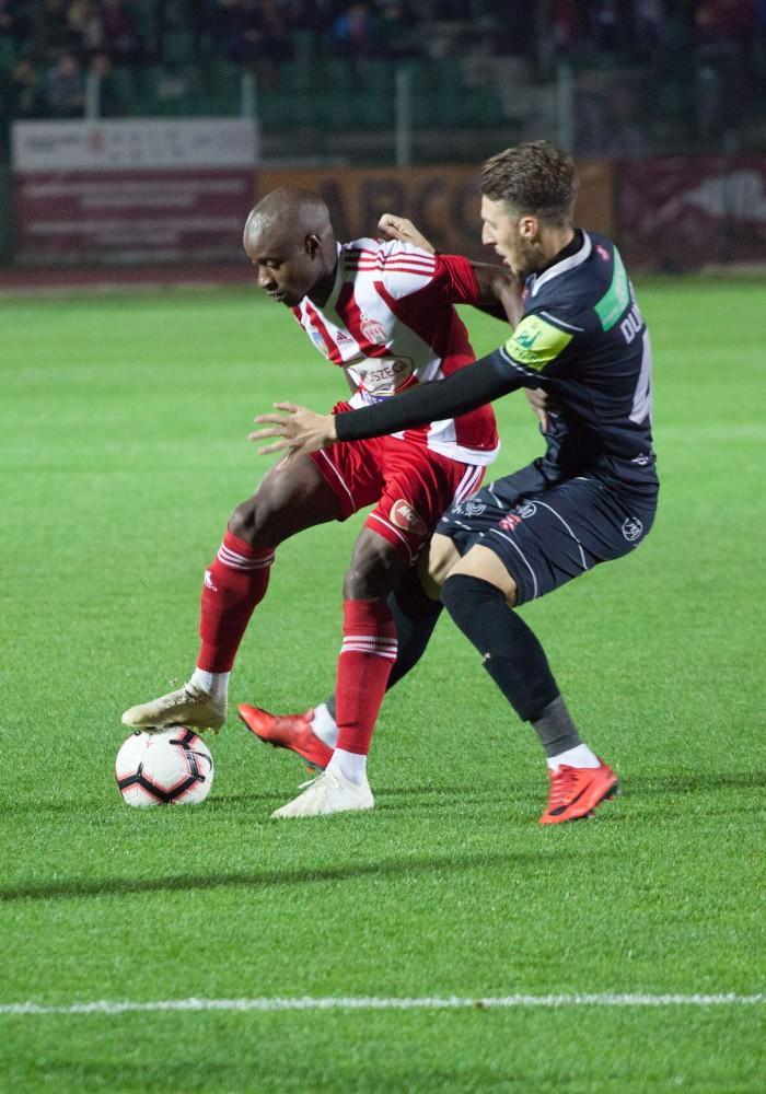 Ismét pont nélkül maradt hazai pályán a Sepsi OSK (Labdarúgás, I. liga)