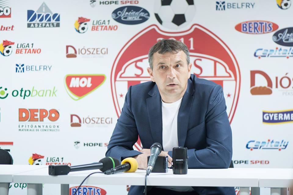 Labdarúgás, I. liga - Hamed és Fülöp góljával győzött a Sepsi OSK