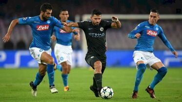 704e3f126b ... Banega 59., illetve Zé Luís 78.), Liverpool–Maribor 3–0 (gsz.: Szalah  49., Can 64., Sturridge 90.); F-csoport: Napoli–Manchester City 2–4 (gsz.
